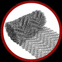 Сетка Панченкова для самогоного аппарата (дистиллятора бытового, бражной или ректификационной колонны)