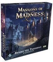 Обитель безумия (второе издание) За порогом (Mansions of Madness (second edition) Beyond the Threshold) настольная игра