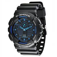 Мужские часы Casio G-Shock – черно-синие