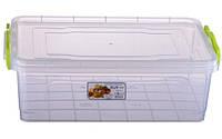 Контейнер пищевой Al-plastik Elit (7 л, с ручками)