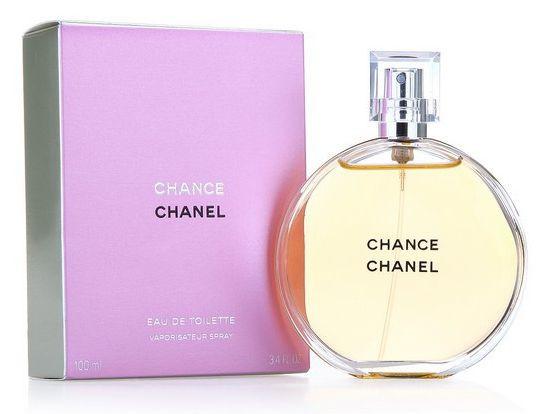 Наливная парфюмерия  №2 (тип  аромата CHANCE) Реплика