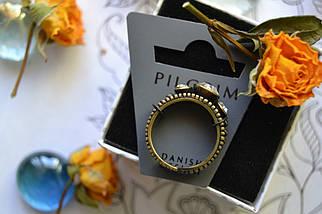 Регулируемое кольцо с камнями Pilgrim, фото 3
