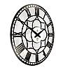 Часы настенные классические (45 см) темные [МДФ, Открытые], фото 2