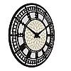 Необычные настенные часы (45 см) темные [МДФ, Открытые], фото 2