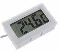 Термометр TPM-10 белый с выносным датчиком, фото 1
