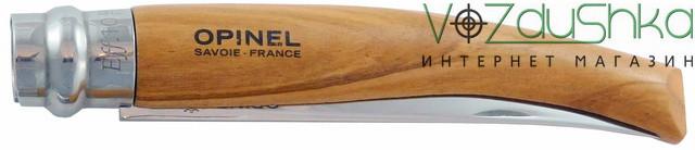 нож опинель филейный Opinel Effile 10 oliva (000645)