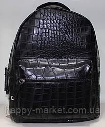 Ранец Рюкзак Стильный Искусственная Экко-кожа K 17-501-1