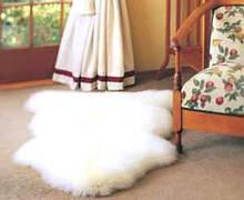Шкури овечі, натуральні килими з овчини