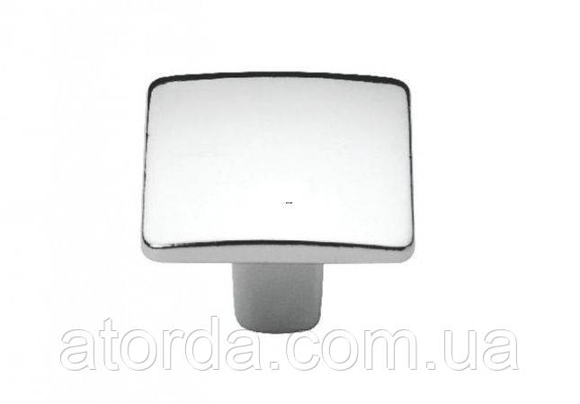 Ручка меблева Ozkardesler 6061-06 BERRAK DUGME Хром