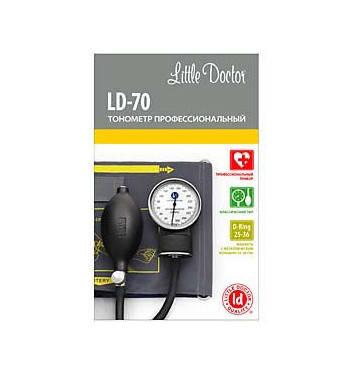 Тонометр механический Little Doctor LD-70 (без фонендоскопа), фото 2