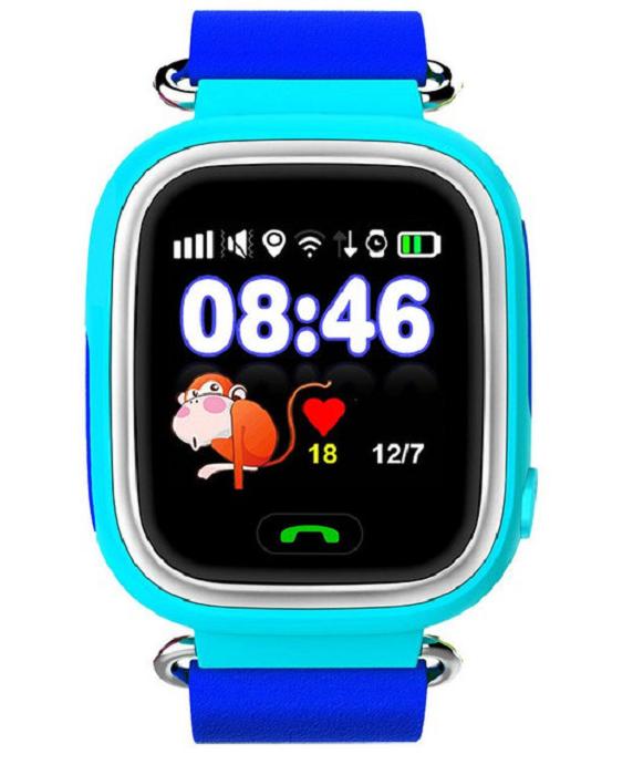 """Детские часы «Smart Baby Watch Q70 GW100» с GPS трекером - Оптово-розничный магазин """"ВИТИРА"""".Учтем интерес каждого. в Одессе"""