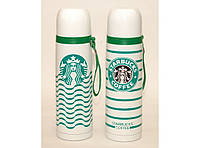 Термос Starbucks 500 мл T66, термос для напитков, термос старбакс
