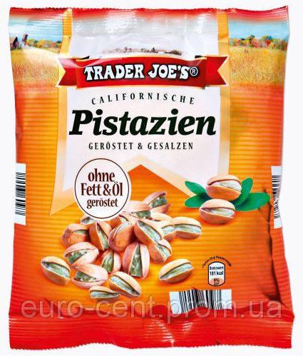 Trader Joe's Pistazien Фисташки соленные из Германии 250 г