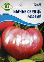 Томат Бычье сердце розовый 0,1г