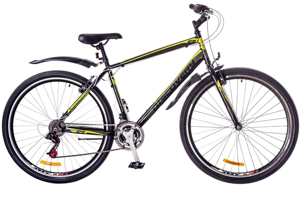 Городской велосипед Discovery Attack 29 дюймов (2017)