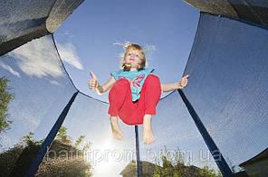 Батут для детей Plum 183 cм. 6 ft. + сетка, фото 2