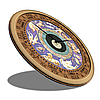 Часы настенные классические (45 см) [МДФ, Открытые], фото 2