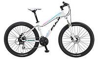 """Велосипед FUJI 26"""" Addy Comp 1.5 D бел 17"""" (2015)"""