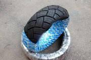 Покрышка 120/70-10 Deli Tire S-103