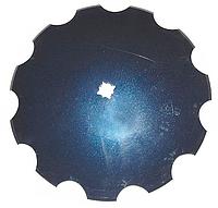 Диск John Deere 560 мм ромашка δ=6 мм