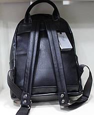 Ранец Рюкзак Стильный Искусственная Экко-кожа Гладкая K 17-501-3, фото 3