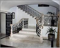 Мраморные лестницы 06