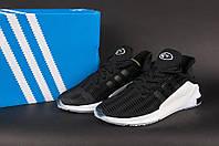 Мужские кроссовки Adidas ClimaCool черные