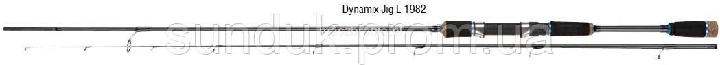 Спиннинг Konger Dynamix Jig L 232см (3-14гр)