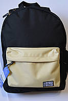 Рюкзак аналог Nike Black найк черный белый