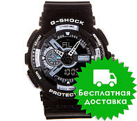 Часы Casio G-Shock GA-110 ALL BLACK