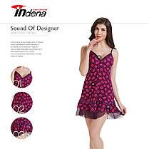 Женский комплект с ночной рубашкой Марка «INDENA» Арт.9004, фото 2