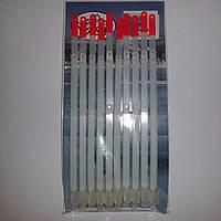Лавсановый кивок рессорного типа (Балансирный №18) 150 мм. (test 4,5-8,5)