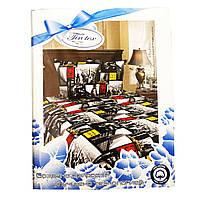 Комплект постельного белья 2-х спальный ранфорс (32936)