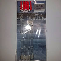 Лавсановый кивок рессорного типа (Балансирный №14) 160 мм. (test 4-9) 5шт.