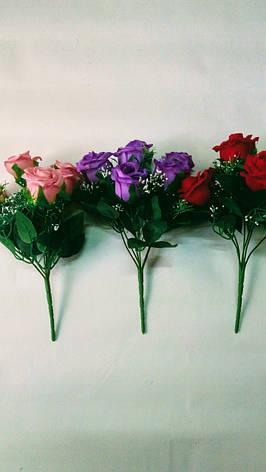 Искусственная роза, фото 2