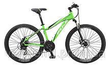"""Велосипед FUJI 26"""" Addy Comp 1.7 D green 17"""" (2015)"""