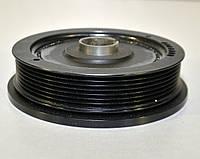 Ременной шкив коленчатого вала на Renault Master II 06->10,  2.5dCi  (7PK) — Rotweiss (Турция)  - RWS802666