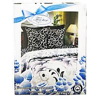 Комплект постельного белья 1,5-х спальный бязь (029456)