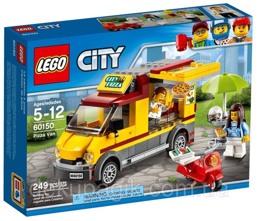 Lego City Фургон-пиццерия 60150