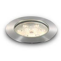 Светодиодный грунтовый LED светильник 9 Вт ODL033