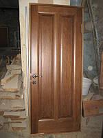 Двери шпонированные(под дуб, ясень, венге и др.)