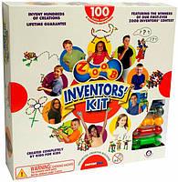 Конструктор Zoob Inventors Kit 100 деталей (11100)