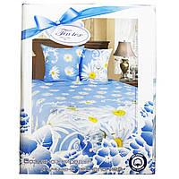 Комплект постельного белья 2-х спал. с европростыней бязь (031452)