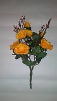 Искусственный куст роз