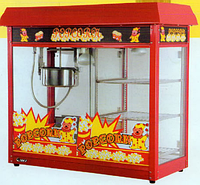 Машина для попкорна Altezoro KZ-VUV6G-J