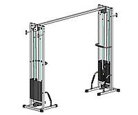 Реабилитационный двойной тренажер Inter Atletika Gym TB002-60 кг