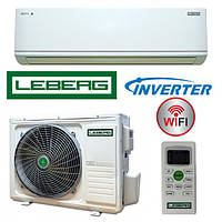 Кондиционер Leberg LBS-TOR24WF/LBU-TOR24WF + Wi-Fi