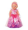 Одежда для кукол Беби Борн комплект принцессы Baby Born Zapf Creation 822425, фото 2