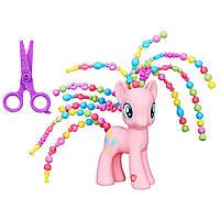 My Little Pony Cutie Twisty-Do Pinkie Pie  (Пони с разными прическами Пинки Пай, май литл пони Hasbro B5417)