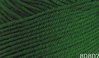 SoftYarn акрил Himalaya зеленый темный